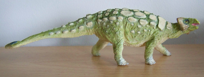 Ankylosaurus through the Ages | pseudoplocephalus